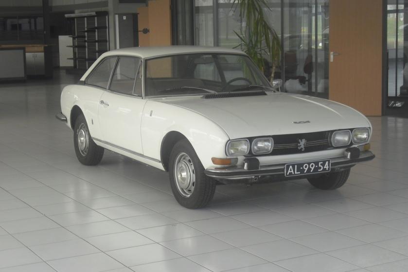 1969 Peugeot 504 C02 AL-99-54