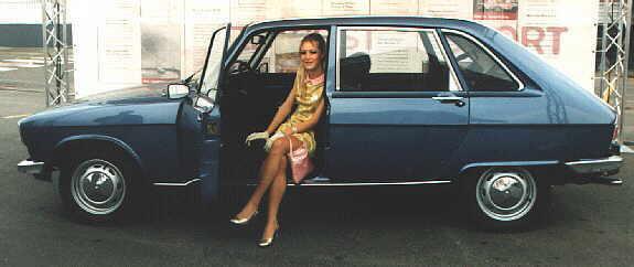 1969 renault 16 b