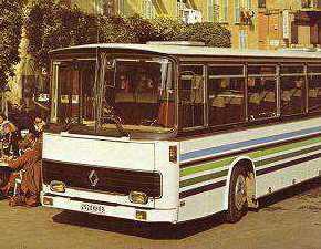 1969 saviem e7