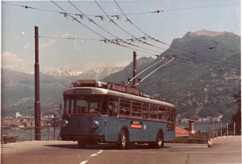 1970 FBW Lugano