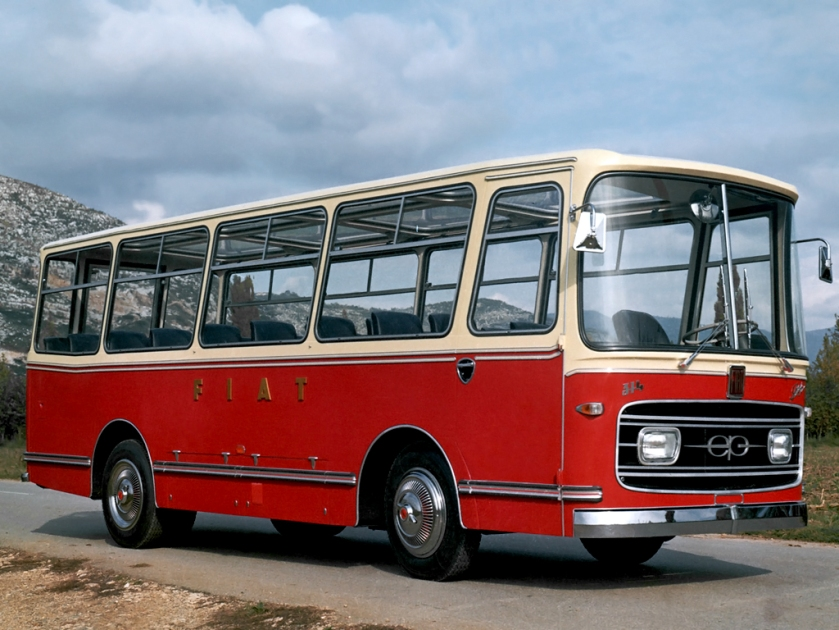 1970 Fiat 314-1 Portesi