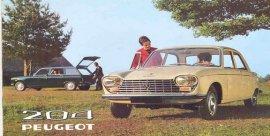 1970 Peugeot 204