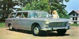1970 Peugeot 404 Wagon a