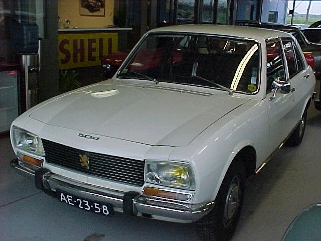 1970 Peugeot 504