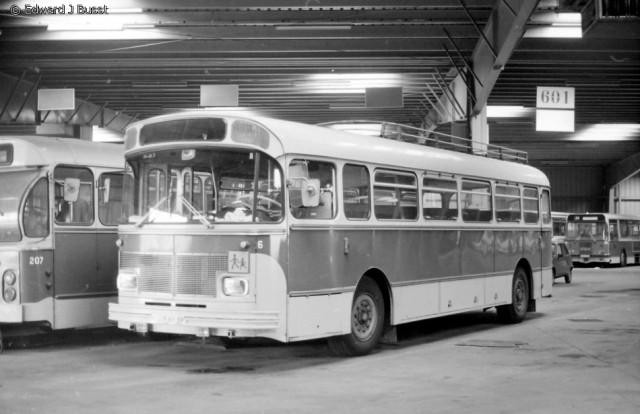 1970 Saviem S45GT