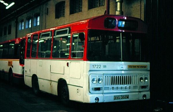 1970 SEDDON PENNINE IV-236 - SELNEC