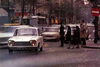1971 peugeot 204