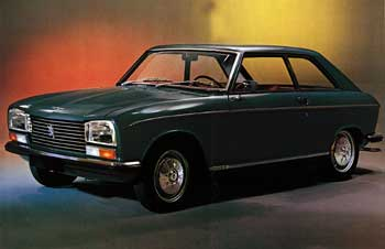 1971 peugeot 304 coupe