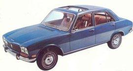 1971 Peugeot 504