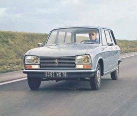1972 Peugeot 304 Break