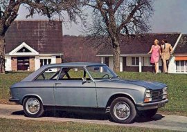 1972 Peugeot 304 Coupe