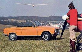 1972 Peugeot 304 Drophead