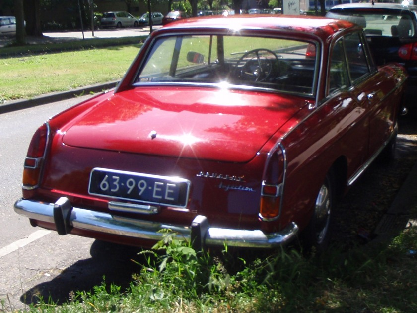 1972 peugeot 404 injection hatschback coupé
