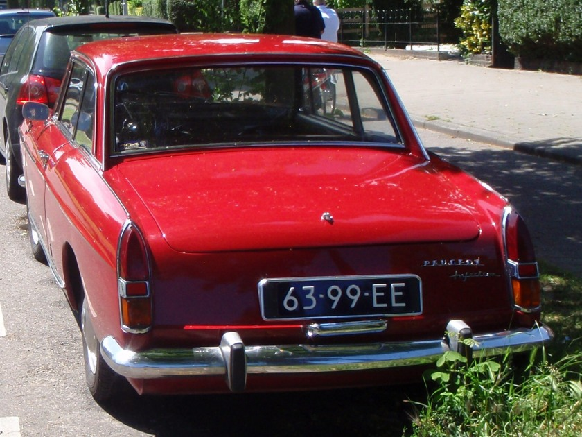 1972 peugeot 404 injection