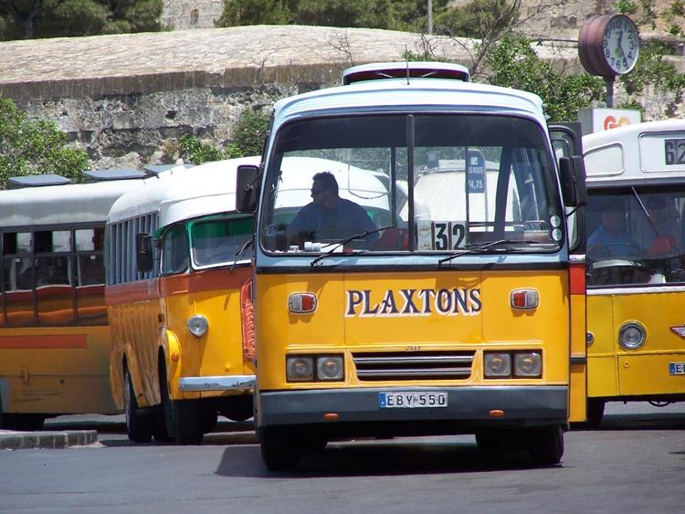 1972 Plaxton Malta Valletta