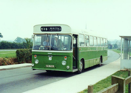 1972 Seddon Pennine RU a