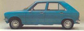 1973 Peugeot 104