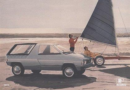 1973 Peugeot Safari Heuliez