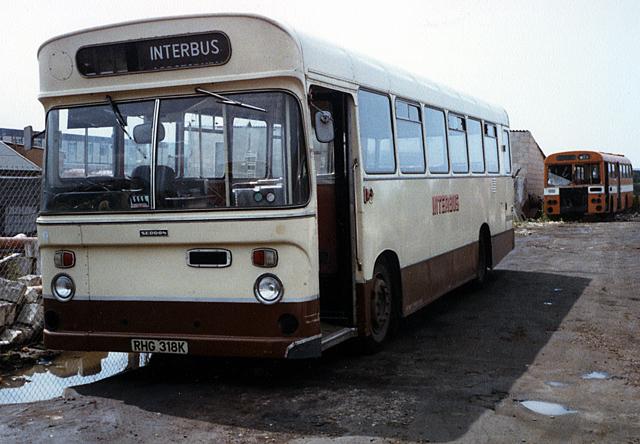 1973 Seddon Pennine RU B46F
