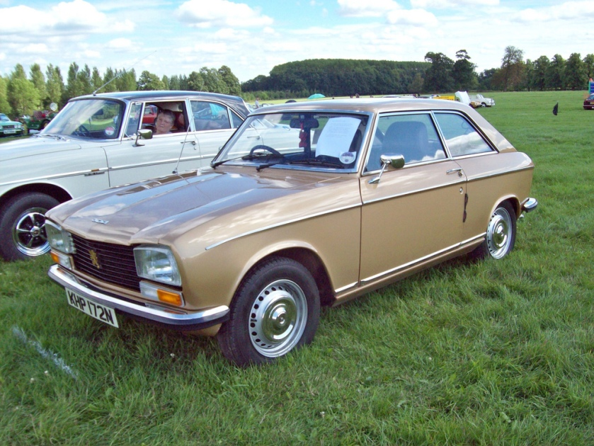 1974 Peugeot 304S Coupe Engine 1288cc S4 Tr
