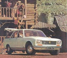 1974 Peugeot 504 Wagon