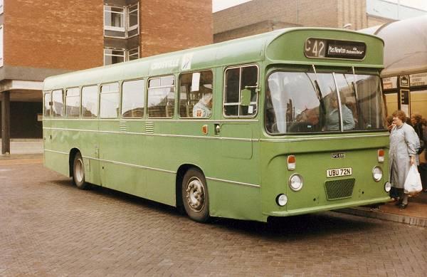 1974 Seddon Pennine cvspg699