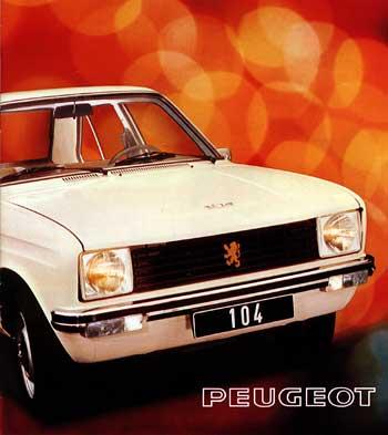 1975 peugeot 104