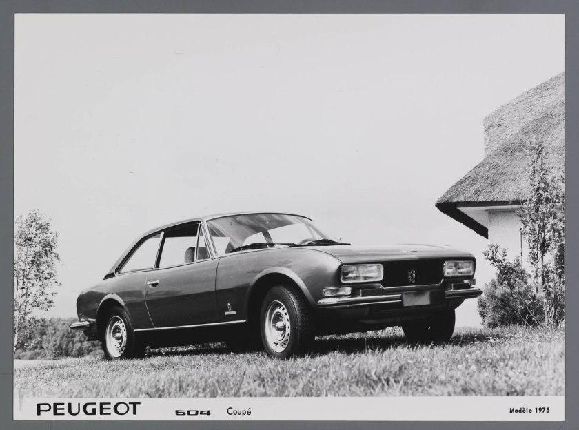 1975 Peugeot 504 Coupé