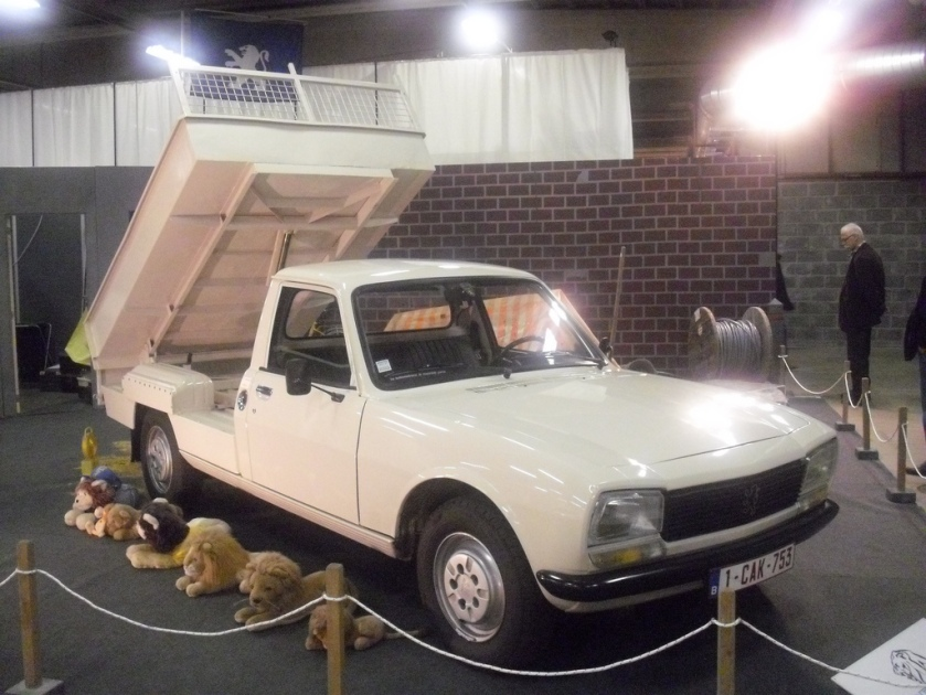 1976 Peugeot 504 plateau