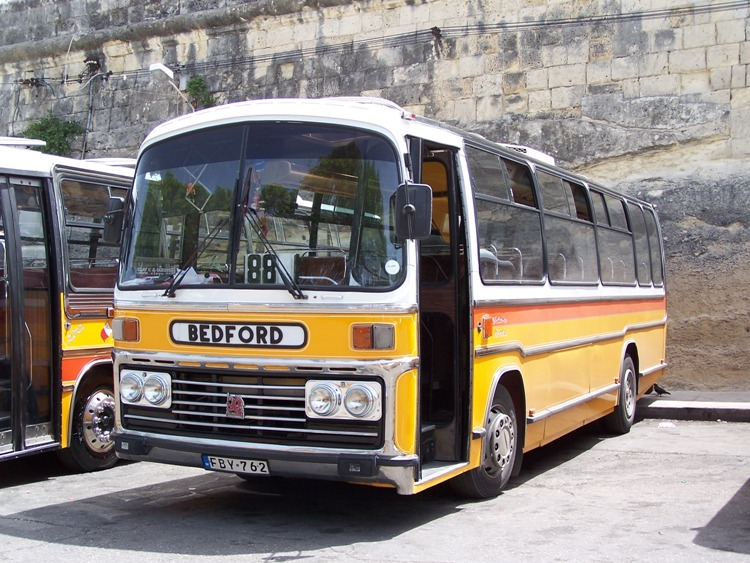 1976 Plaxton Bedford Malta