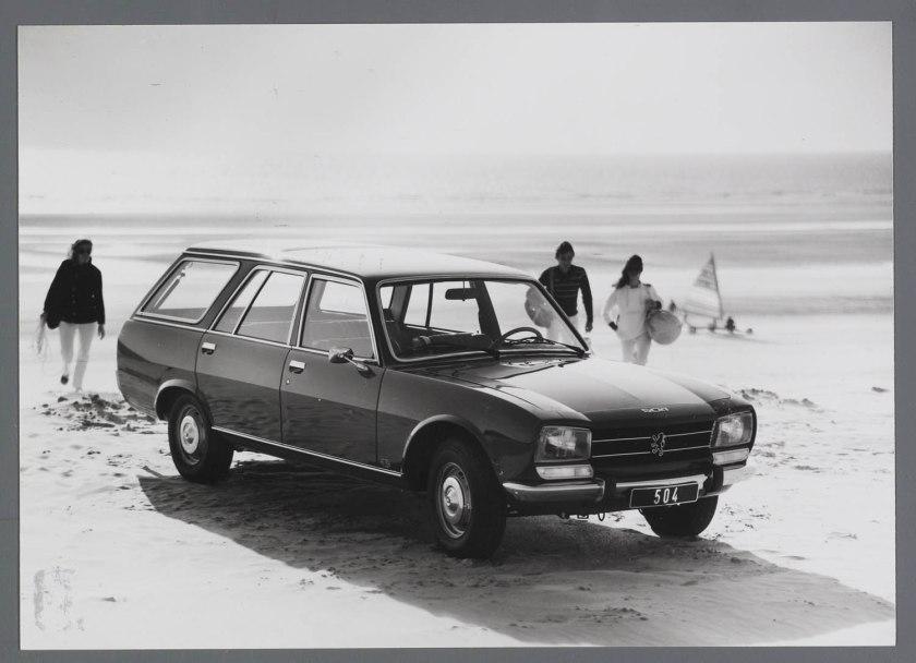 1977 Peugeot 504 Break