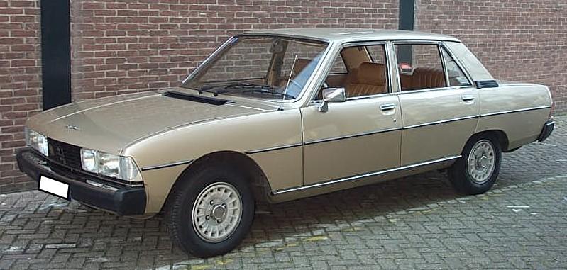 1977 Peugeot 604 SL