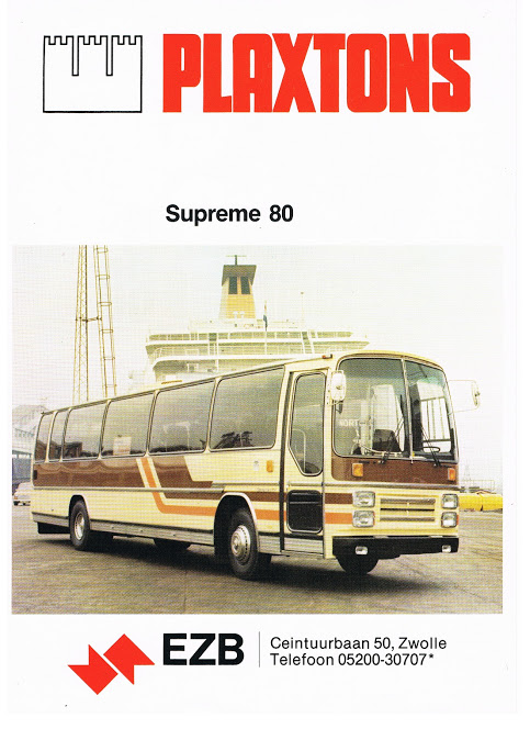 1977 PLAXTONS Supreme 80