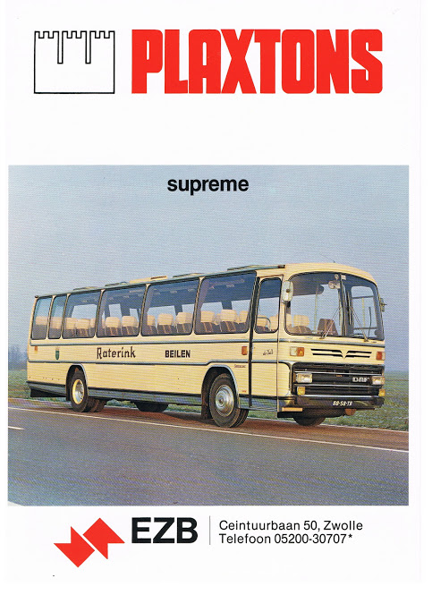 1977 PLAXTONS Supreme