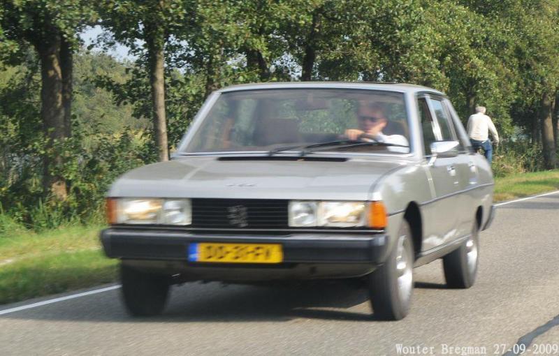 1978 Peugeot 604 TI V6 automatic