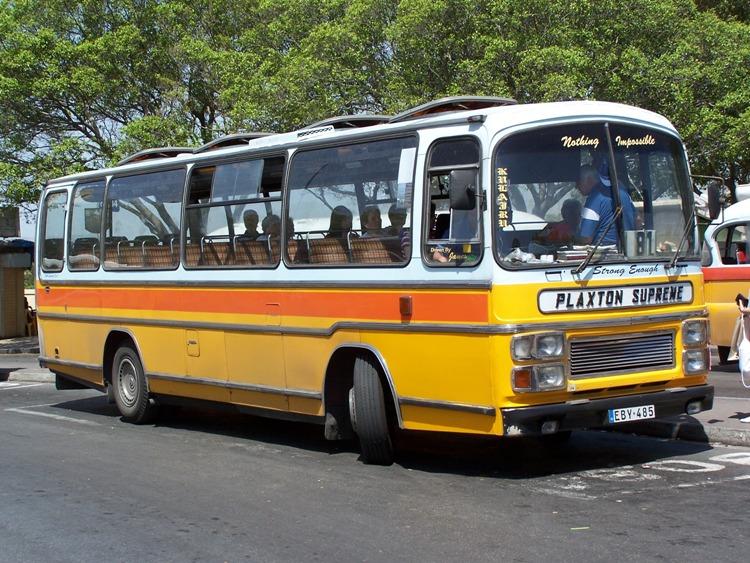 1978 Plaxton Malta