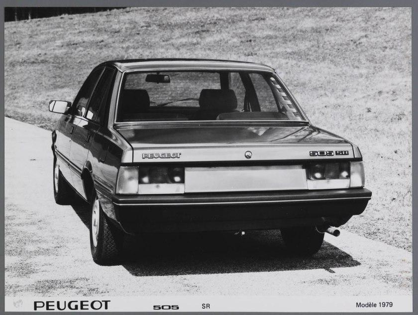 1979 Peugeot 505 SR