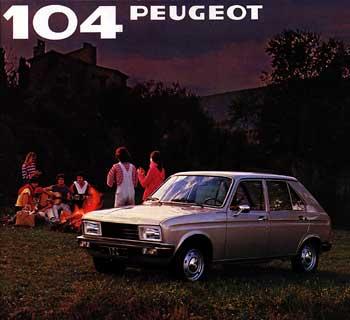 1981 peugeot 104