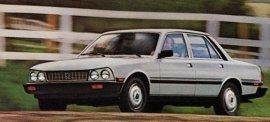 1981 Peugeot 505 Sedan
