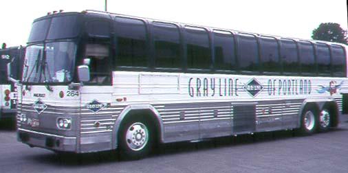 1981 Prevost LeMirage Gray Line 264