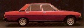 1982 Peugeot 604 Turbo