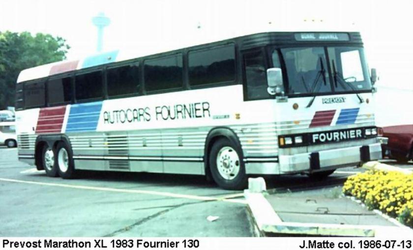 1983 Prevost Marathon XL