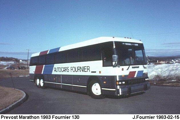1983 Prevost