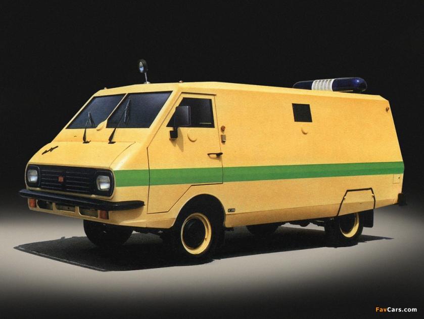 1988 RAF 2203 Fontauto