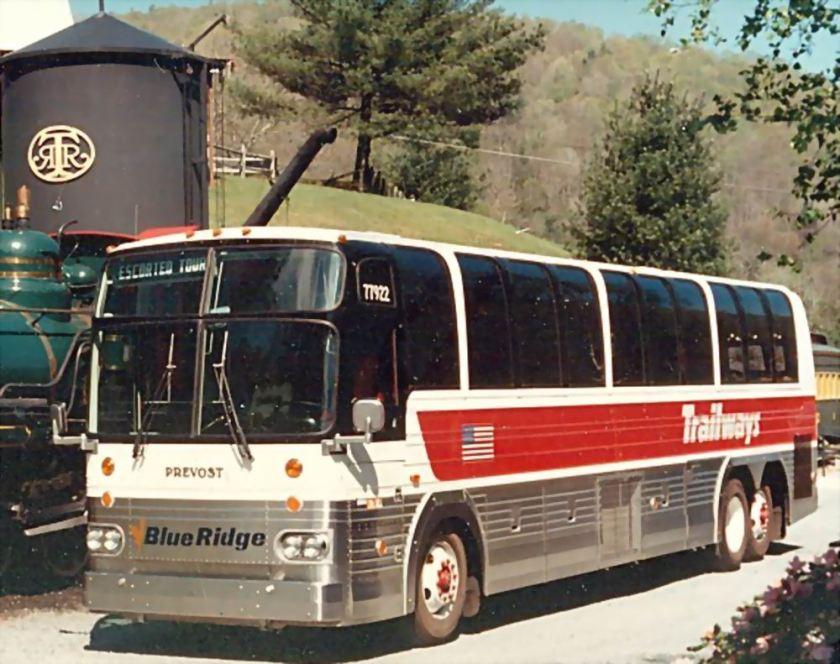 1993 Prevost Mirage