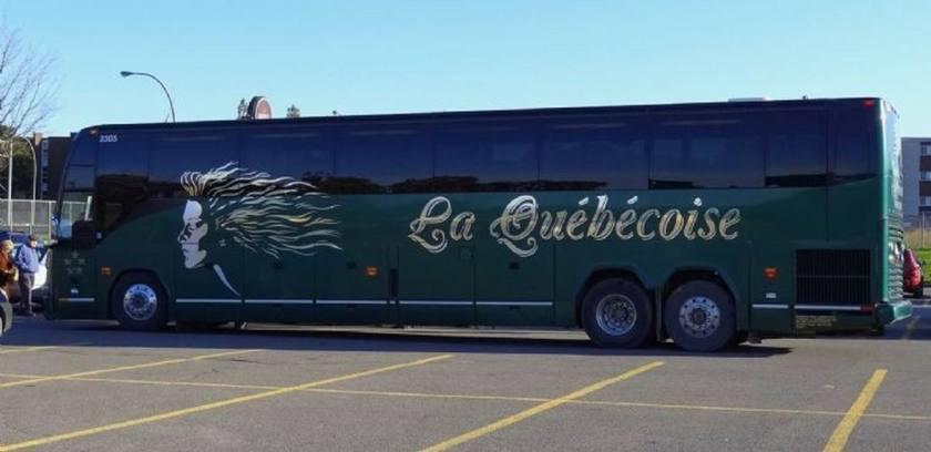 2001 Prevost La Quebecoise