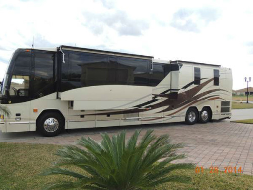 2001 Vantare Prevost H-345 (luxury coach, rv, motor home, coach)
