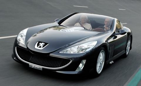 2004 Peugeot 907 Concept Ca