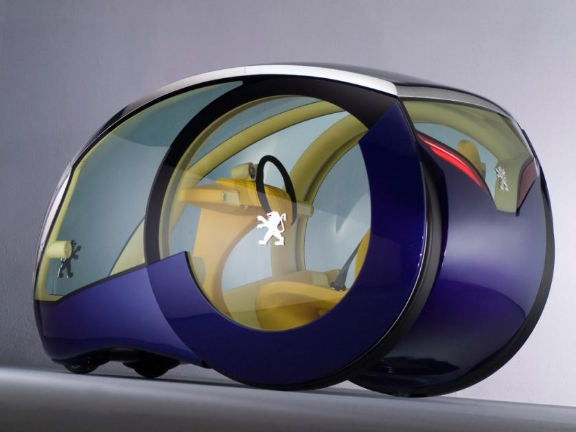 2005 Peugeot Moovie Concept