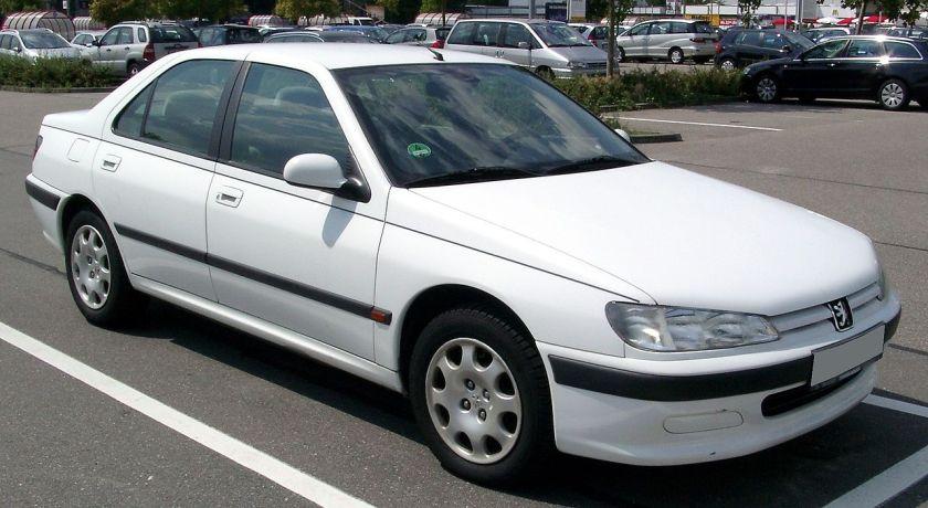 2008 Peugeot 406